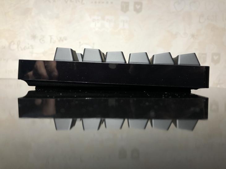 角度調節 - Logicool G PRO X キーボード