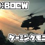 【CoDBOCW】ゲーミングモニター
