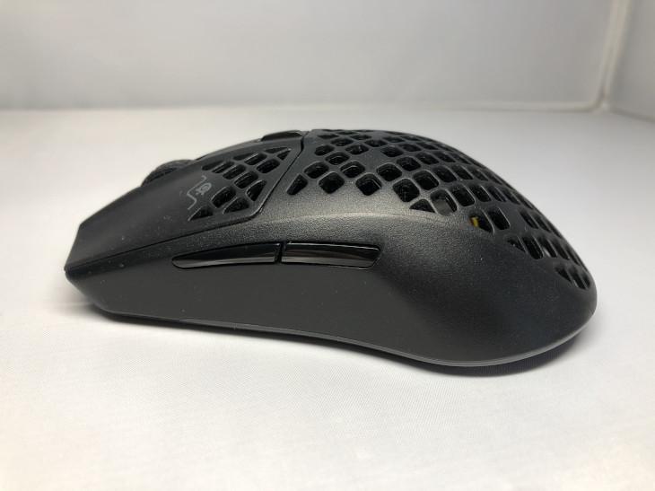 サイドのグリップ-Aerox 3 Wireless
