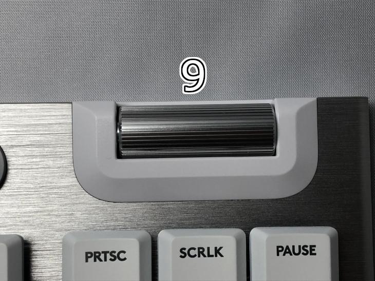ショートカットキーや専用キー4