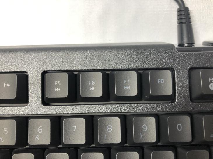 配列、ショートカットキーや専用キー-Razer Cynosa Lite JP-3
