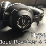 HyperX Cloud Revolver + 7.1をレビュー