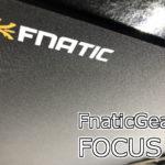 FnaticGear FOCUS 2をレビュー