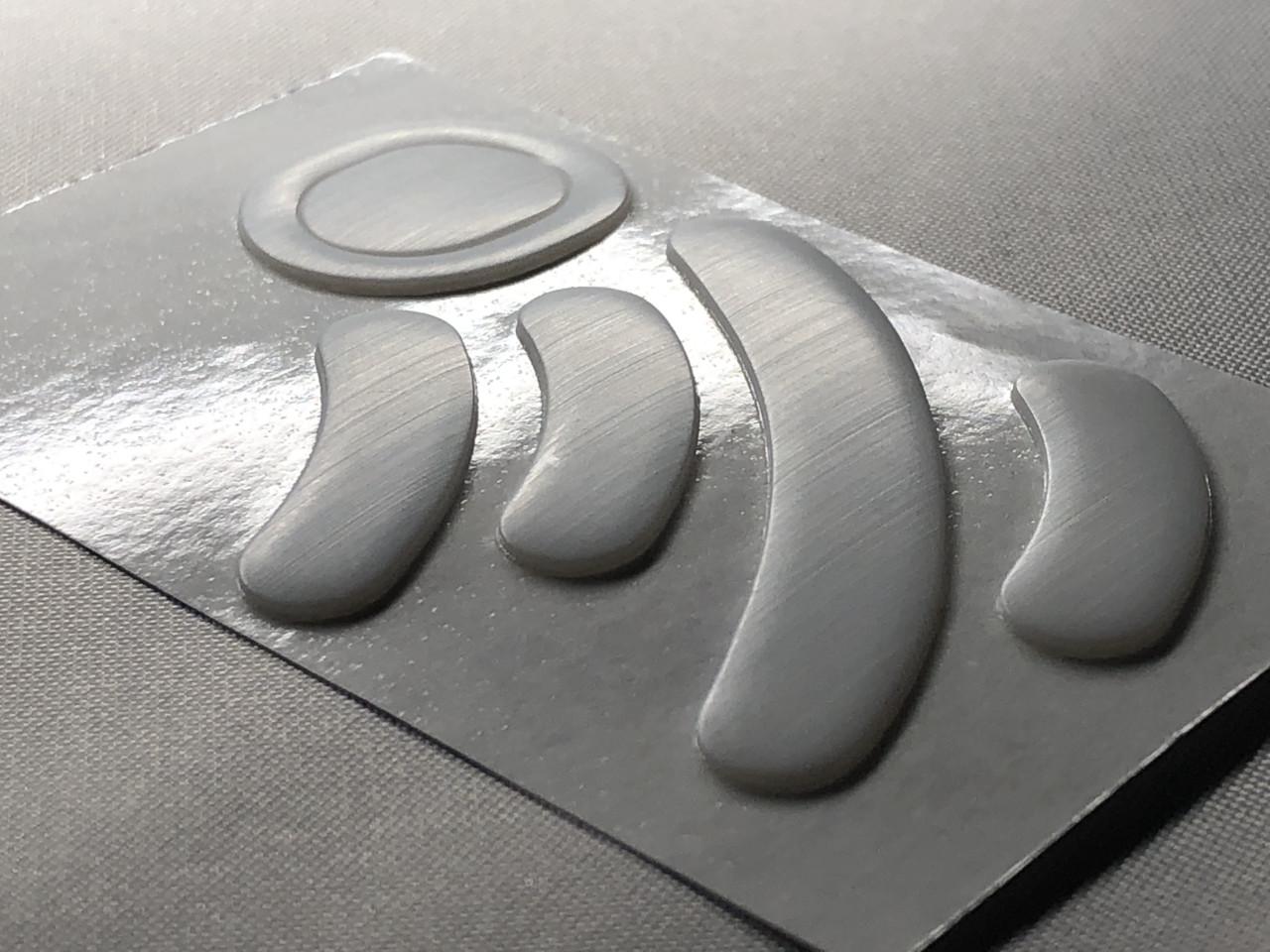 Hasaku - Mouse Feet Slide - エッジ処理