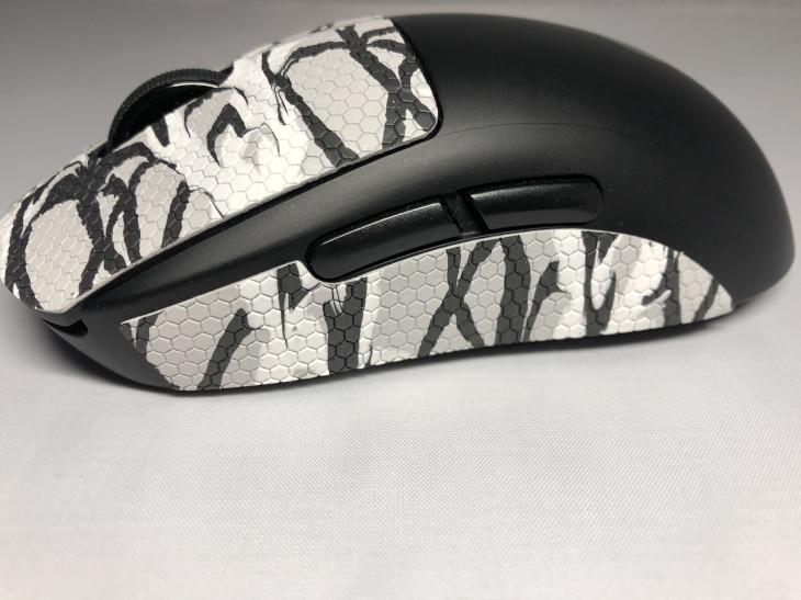 張り方 - GEMINI Mouse Grip Tape - 2