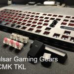 【カスタムキーボード】Pulsar Gaming Gears PCMK TKLをレビュー